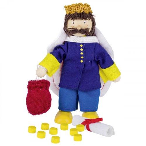 Κούκλα Βασιλιάς Goki Κωδ: 51624