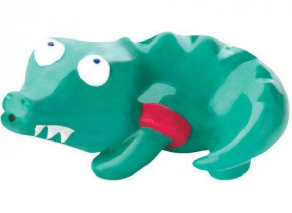Haba φιγούρα νερού κροκόδειλος Κωδ: 5091