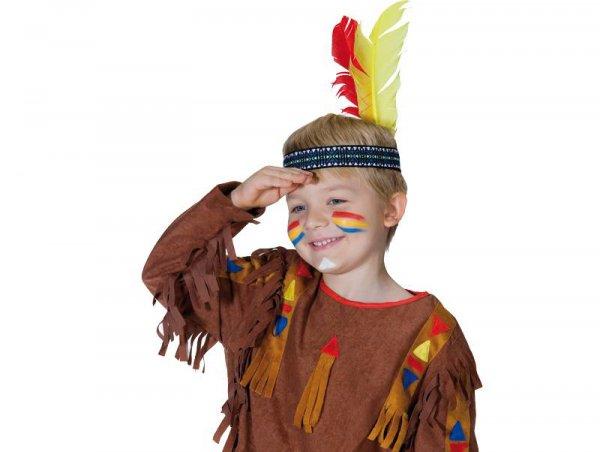Φτερά Κεφαλής Ινδιάνου Rubies Κωδ. 220663