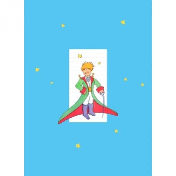 Σημειωματάριο Ο Μικρός Πρίγκιπας (γαλάζιο)    7918