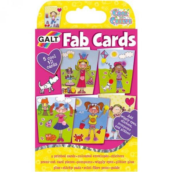 Δημιουργήστε τις δικές σας κάρτες- Galt Κωδ. 1003265