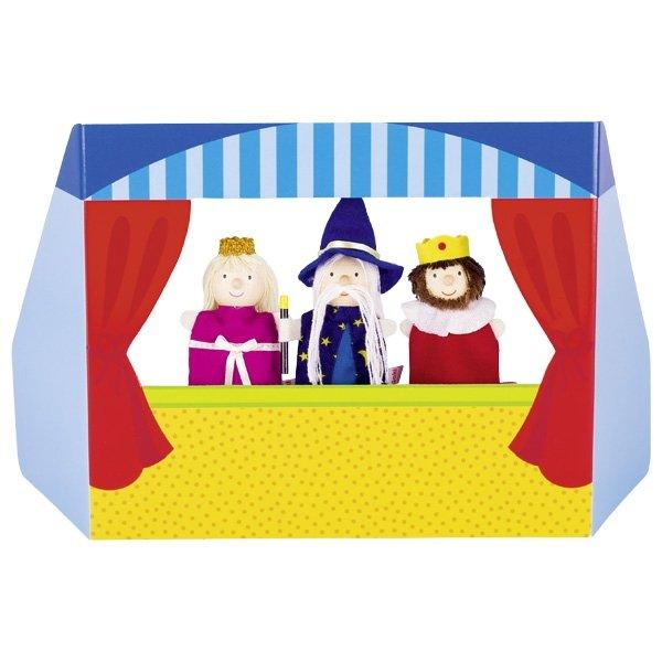 Κουκλοθέατρο με Δακτυλόκουκλες Goki 51592